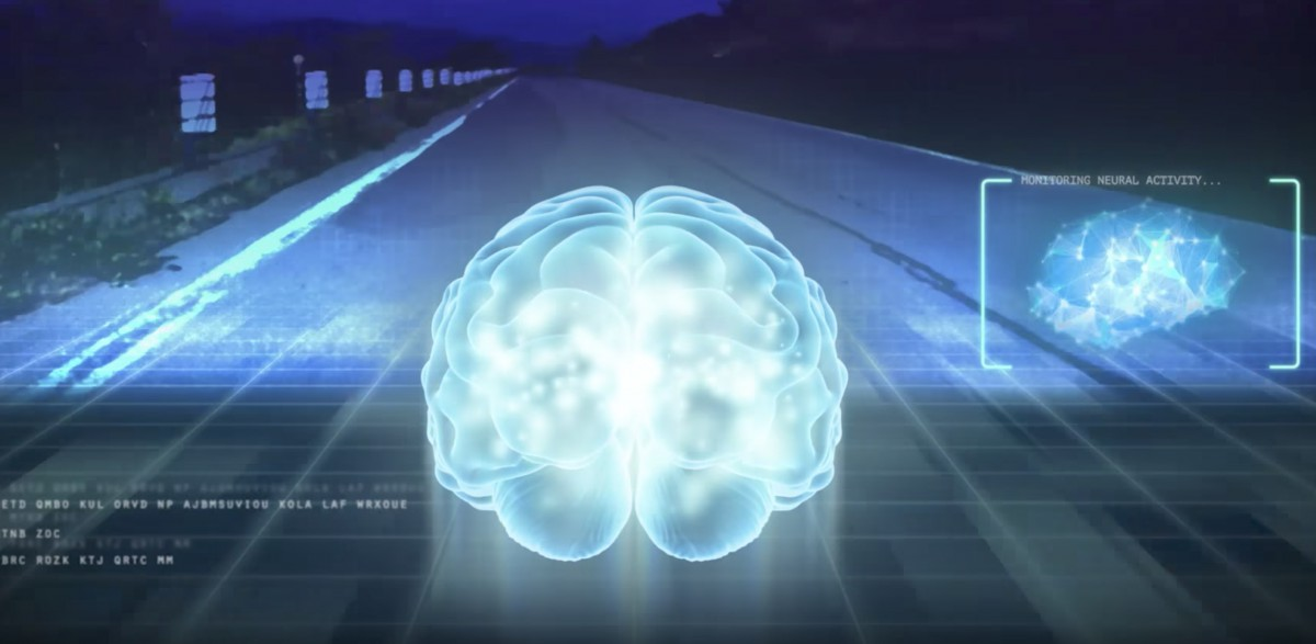 brain-to-vehicle