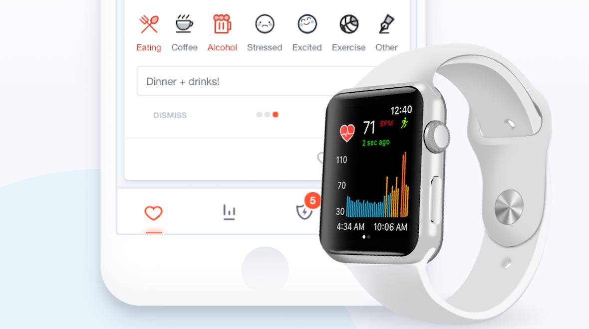 cardiogram apple watch diabetes
