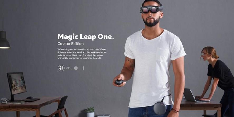 Magic Leap паметни очила