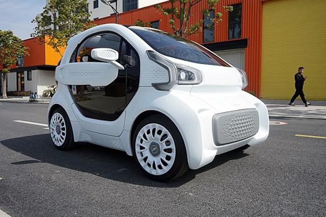 3D Автомобил