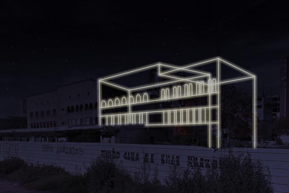 светлосна инсталација