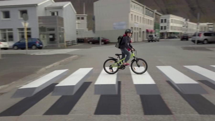 3D пешачки